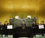 BTS: Band dreht Musikvideo im UN-Hauptquartier mit Botschaft