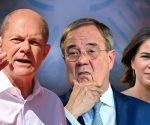 Bundestagswahl 2021: Das sind die Spitzenkandidaten der Parteien