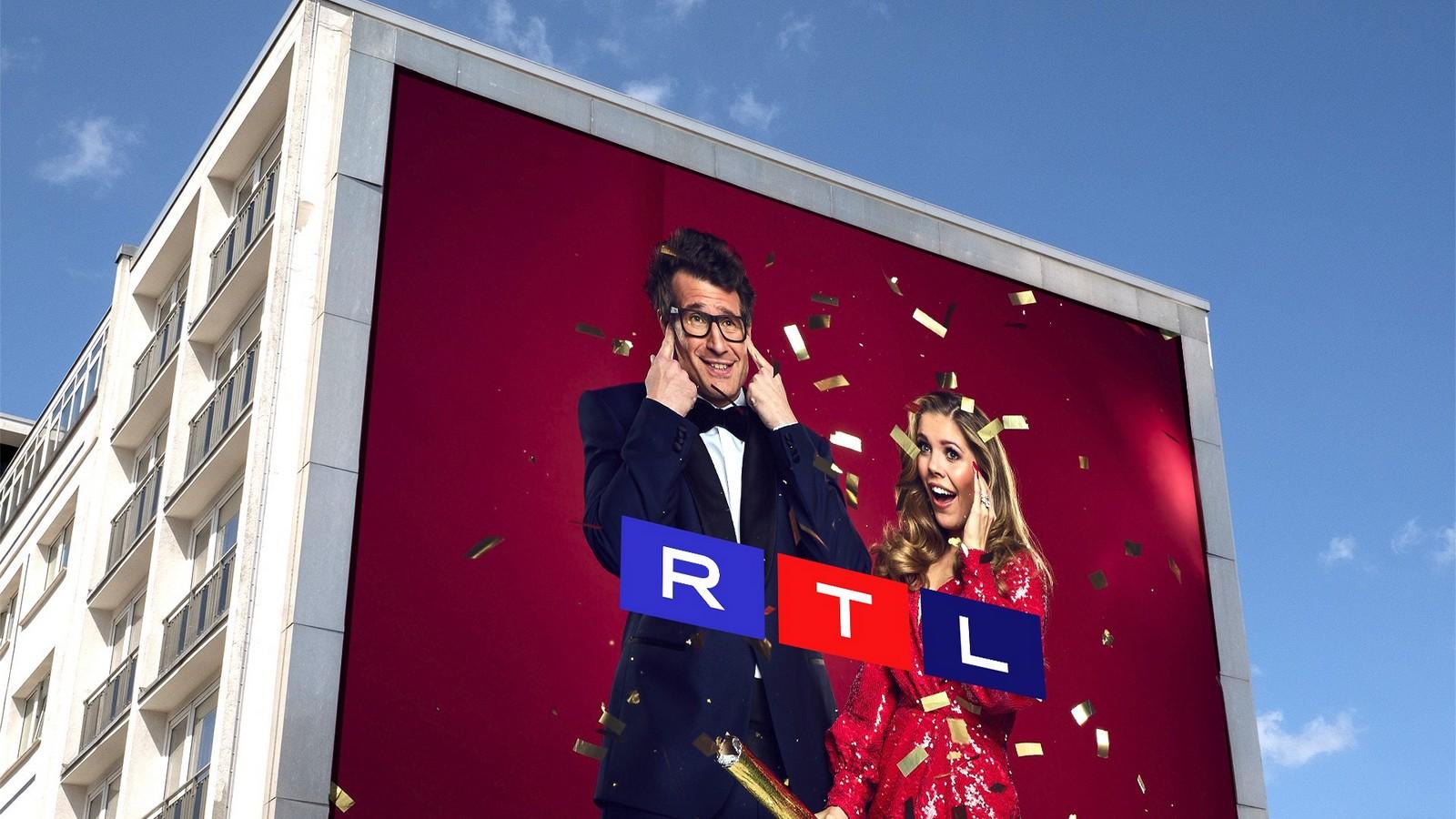 Das neue RTL-Logo