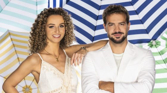 """Samira und Yasin Cilingir im """"Sommerhaus der Stars"""""""