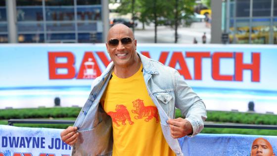 "Dwayne ""The Rock"" Johnson als US-Präsident?"